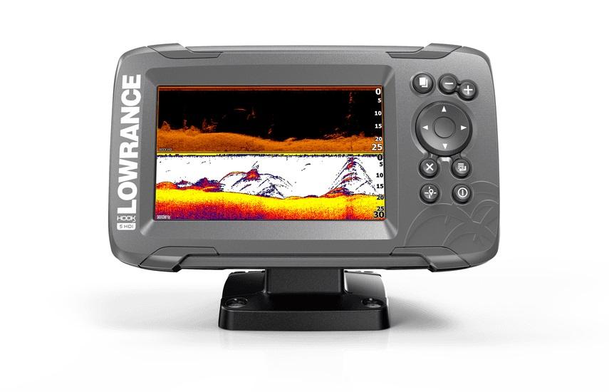 Lowrance HOOK2-5 Ice Machine  - # 000-14181-001
