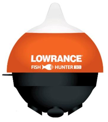 Lowrance Fishhunter 3D Castable Transducer - # 000-14240-001