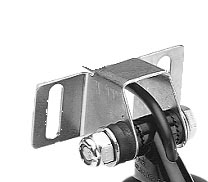 Lowrance Lowrance HS-WS-SS Stainless Steel Mount Bracket F/ 192KHZ Transducer - 000-0099-06