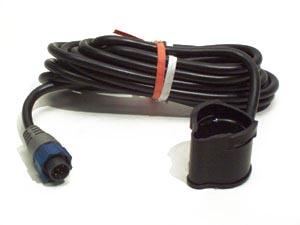 Lowrance Lowrance PDT-WBL Trolling Motor Mount W/Temp Blue Connector - 000-0106-74
