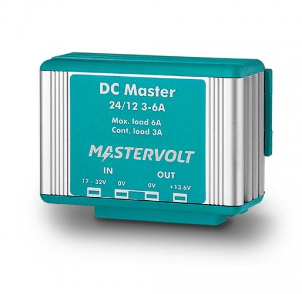 Mastervolt DC Master 24/12-3A 24VDC To 13.6 Vdc - 3A - # 81400100