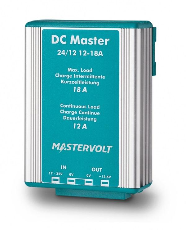 Mastervolt DC Master 24/12-12A 24VDC To 13.6 Vdc - 12A - # 81400300