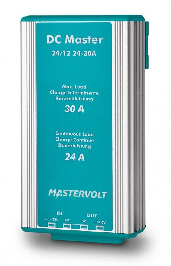 Mastervolt DC Master 24/12-24A 24VDC To 13.6 Vdc - 24A - # 81400330
