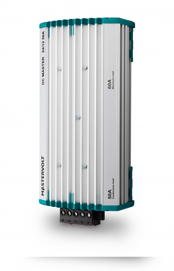 Mastervolt DC Master 24/12-50A 24VDC To 13.6 Vdc - 50A - # 81400352