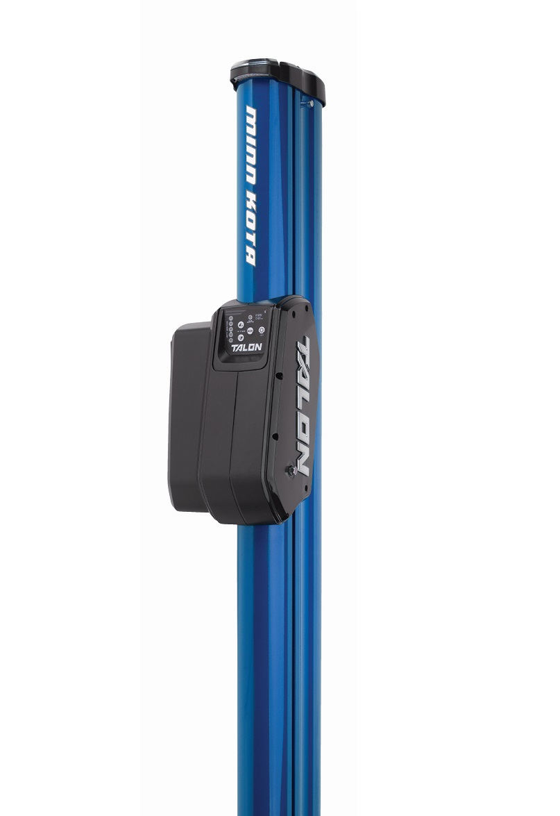 Minn Kota 8' Talon Bluetooth Blue Shallow Water Anchor