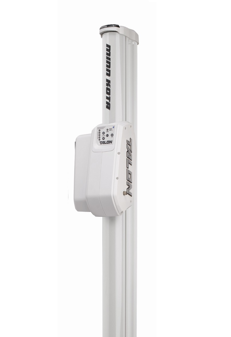 Minn Kota 8' Talon Bluetooth White Anchor - # 1810435