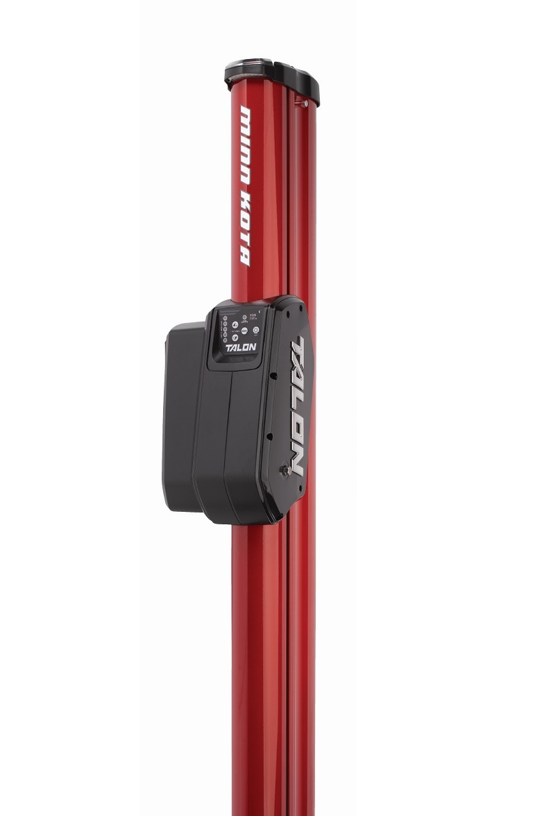 Minn Kota 12' Talon Bluetooth Red Shallow Water Anchor