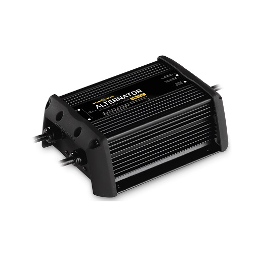 Minn Kota MK2 DC Alternator Charger 2 Bank 20 Amp - # 1821032