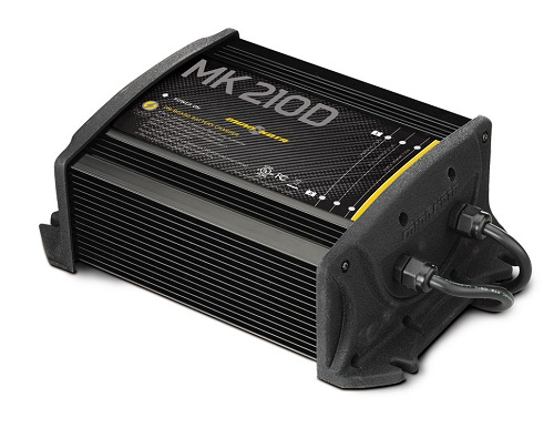 Minn Kota MK210D Digital Charger 2 Bank 5 Amps - # 1822105