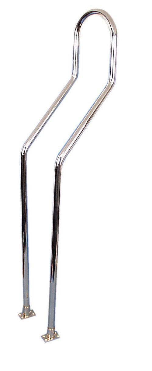 Navpod AG126 Angleguard 9.5 Wide 1.25 Tube Double Bend - # AG126