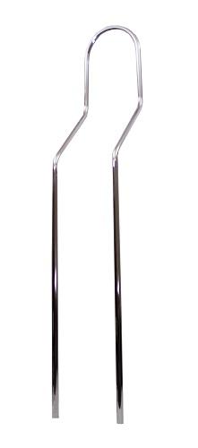 Navpod AG27 Angleguard 9.5 Wide 1 Tube Double Bend