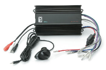 Polyplanar ME60 4CH 100W Amplifier With Colume Control