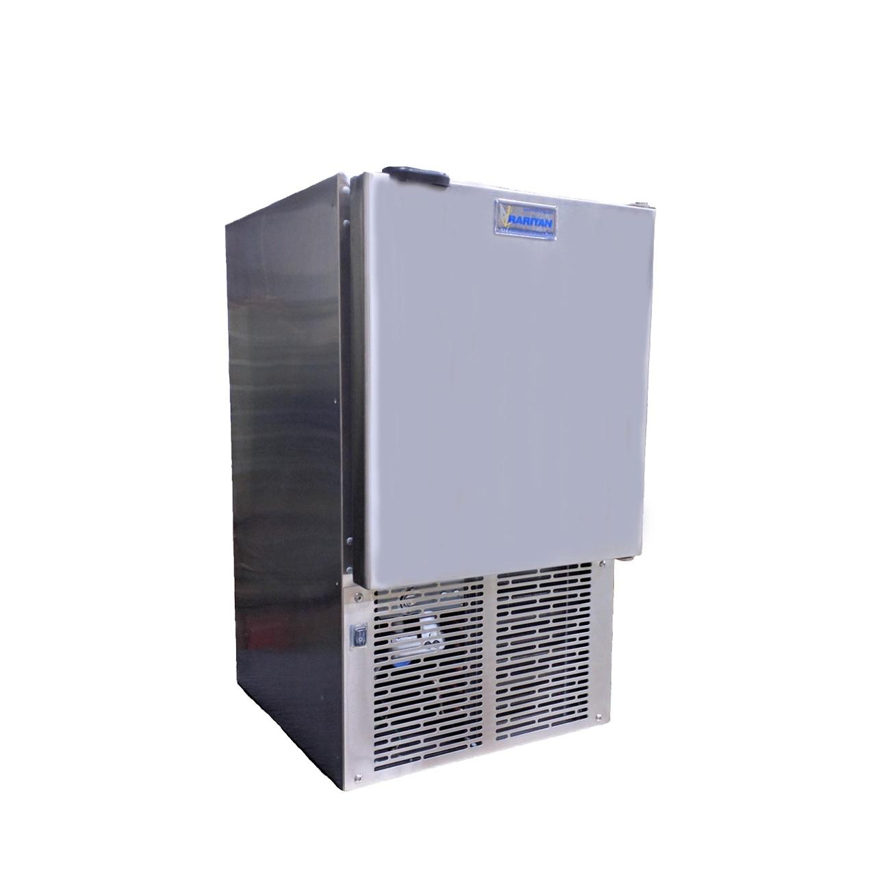 Raritan 87B515-1 Ice Maker BUILT-IN Flange 120V - # 87B515-1