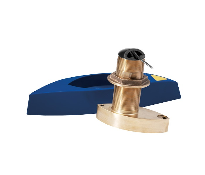 Raymarine B765LH Thru Hull Chirp Transducer Triducer - # A80014