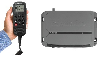 Raymarine RAY260AIS VHF Radio With AIS Receiver - # E70088
