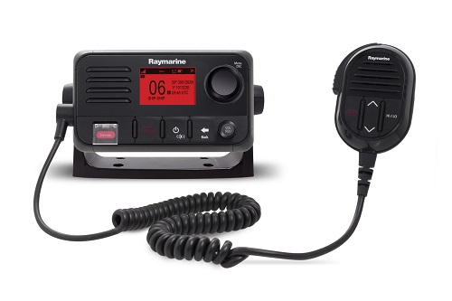 Raymarine RAY50 Compact VHF Radio 25W Class D DSC - # E70243