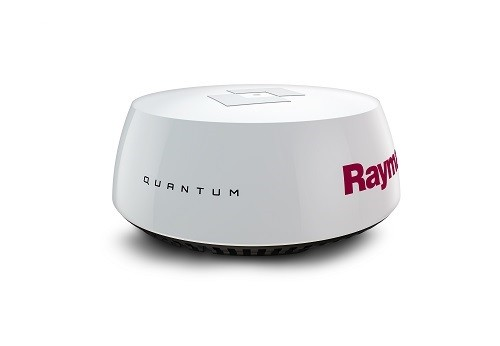 Raymarine Quantum Q24W 18 Wifi Only With 10M Power Cable - # E70344
