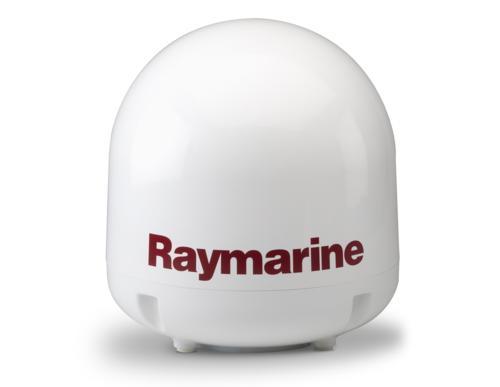 Raymarine 45STV HD Satellite TV Antenna HD Capable