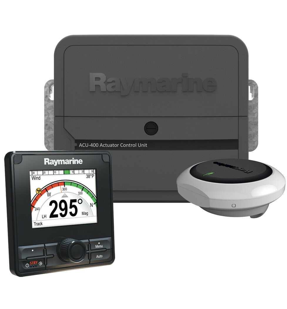 Raymarine EV400 Power Pilot Requires Drive Unit