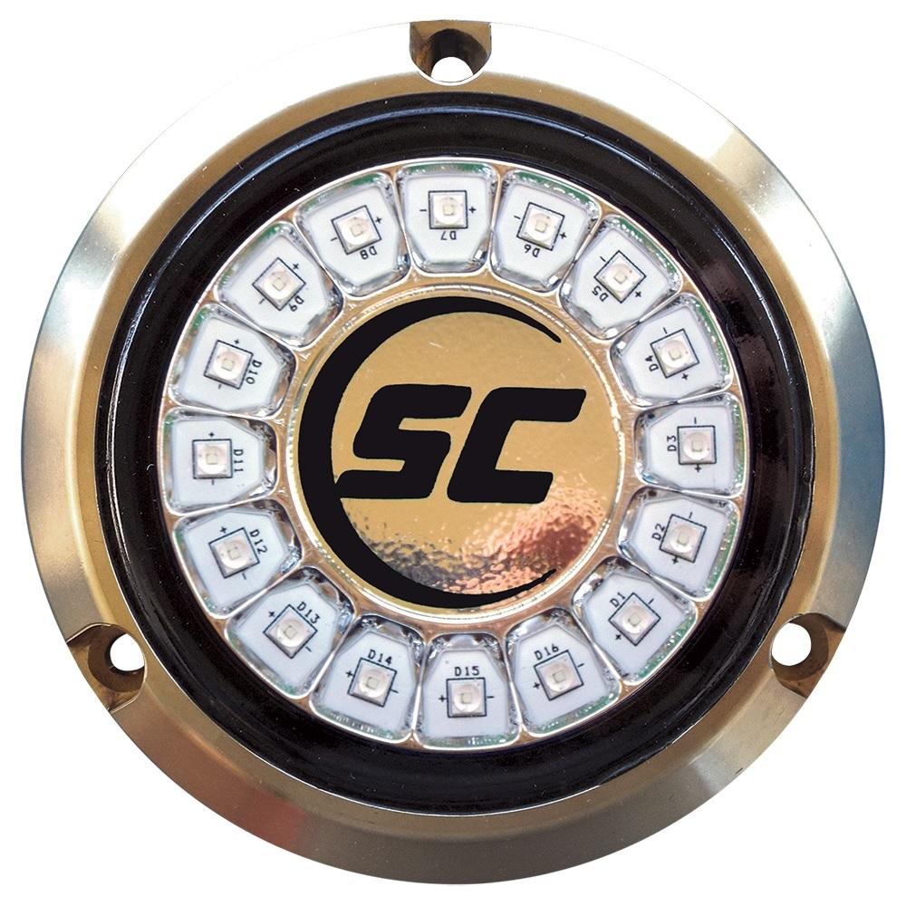 Shadow Caster SCR16 Underwater LED Light Blue/White