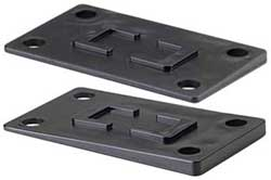 Shakespeare 414 Rubber Shims F/4187 Mount 4 In A Pack