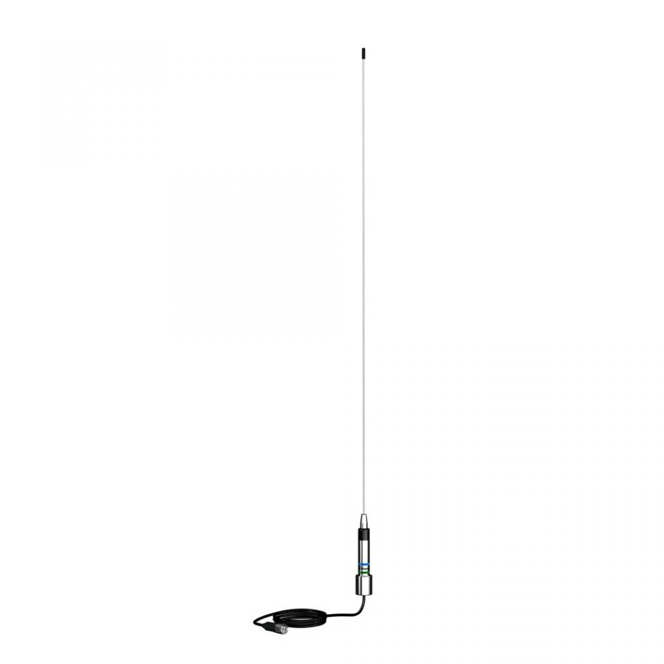 Shakespeare 4356 36 AM/FM Stainless Steel Antenna
