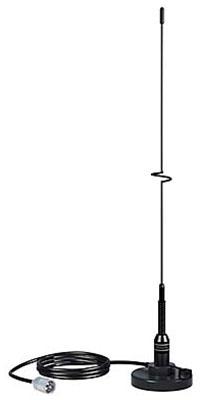 Shakespeare 5218 19 Black Magnetic Mount VHF Antenna - # 5218