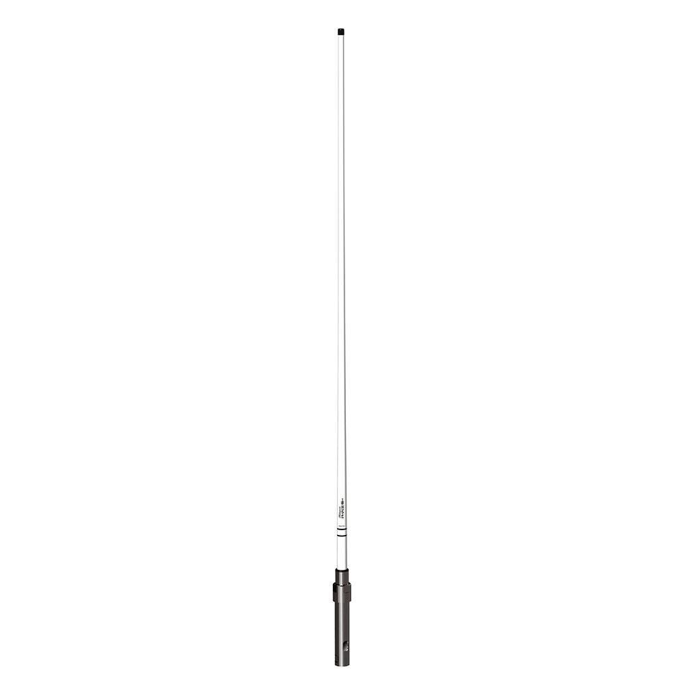 Shakespeare 6420-R 4' PhaseIII AM/FM Antenna W/20' RG62 cable - # 6420-R