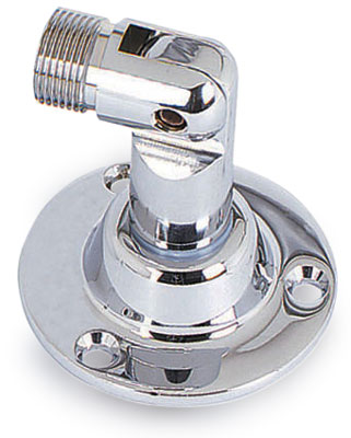 Shakespeare 81-S Mount Round Swivel Base Stainless - # 81-S
