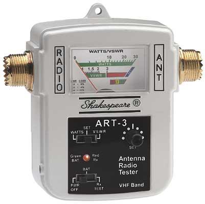 Shakespeare ART-3 Antenna Tx And Rx Tester - # ART-3
