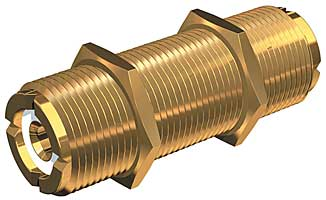 Shakespeare PL258L Gold Plated Connector Long Shaft