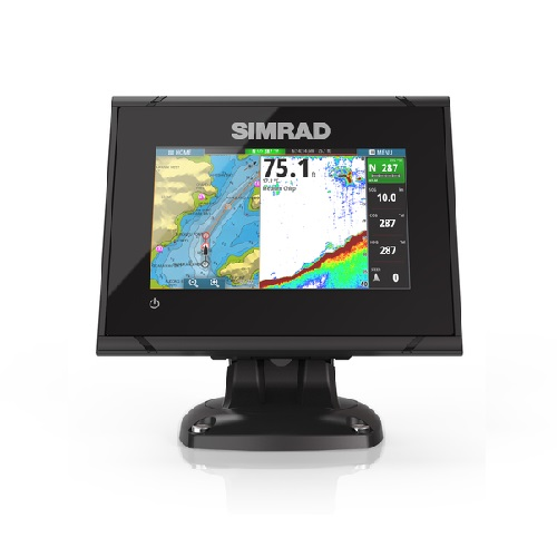 Simrad GO5 Xse 5 Plotter No Ducer C-Map Insight Pro - # 000-12451-001