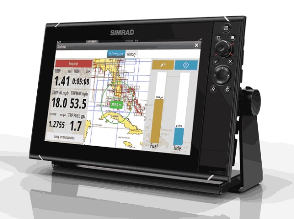 Simrad NSS12 EVO3 Combo MFD With Insight - # 000-13235-001