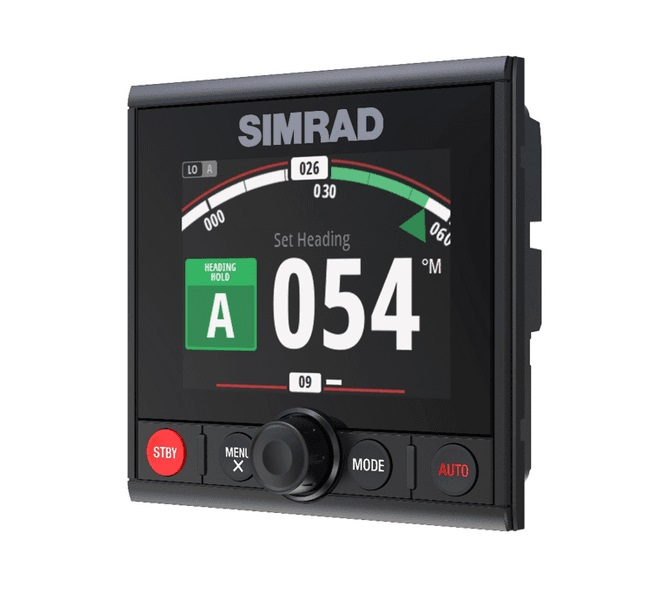 Simrad AP44 Autopilot Control With Rotary Dial - # 000-13289-001