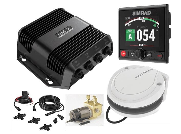 Simrad AP44M-VRF Autopilot Medium Capacity Kit - # 000-13291-001