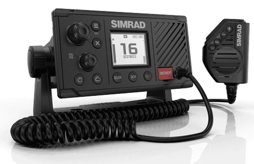 Simrad RS20 Class D DSC  VHF