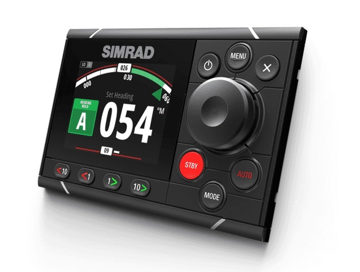 Simrad AP48 Autopilot Control With Rotary Dial - # 000-13894-001