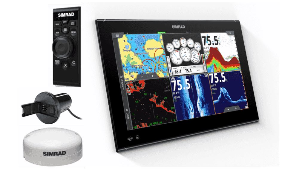 Simrad NSO EVO3 16 Bundle System Kit - # 000-14000-001
