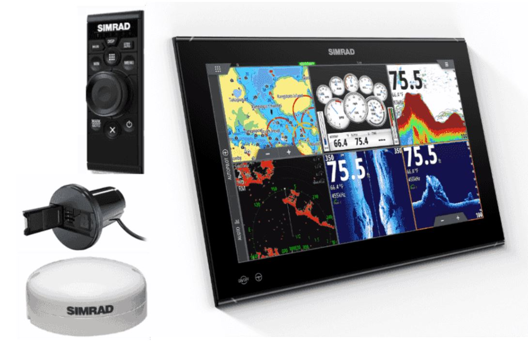 Simrad NSO EVO3 19 Bundle System Kit - # 000-14002-001