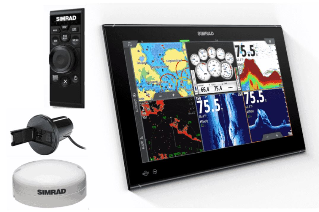 Simrad NSO EVO3 24 Bundle System Kit - # 000-14004-001