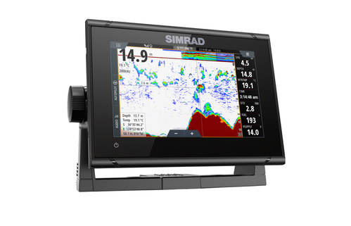 Simrad GO7 XSR 7 Plotter No Ducer C-Map Insight Pro - # 000-14078-001