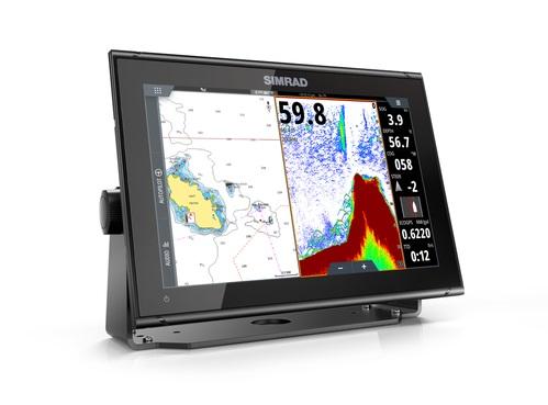 Simrad GO12 XSE 12 Plotter USA/Canada Navionics Plus - # 000-14138-001