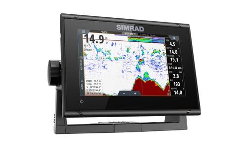 Simrad GO7 XSR 7 Plotter With HDI Tranducer - # 000-14326-001