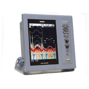 Sitex CVS1410 10.4 1KW Color LCD Sounder Without Transducer - # CVS-1410