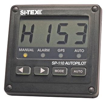 Si-tex Sitex SP110 Auto Pilot Virtual Feedback No Drive - SP110VF-1