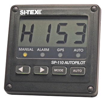 Si-tex Sitex SP110 Auto Pilot Virtual Feedback 12CI Pump - SP110VF-2