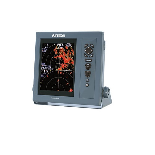 "Si-tex Sitex T2041 10.4"" Color Radar With 4Kw 25"" Dome"