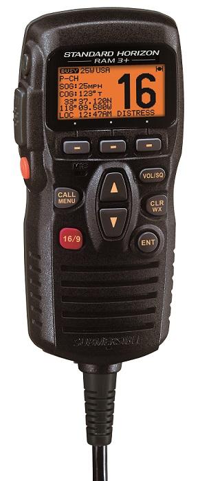 Standard CMP31B  Black Second Station Microphone - # CMP31B