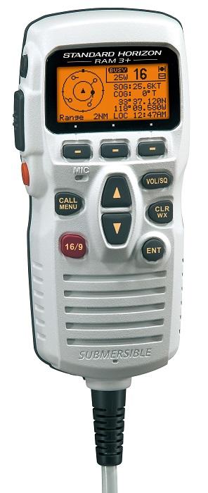 Standard CMP31W  White Second Station Microphone - # CMP31W
