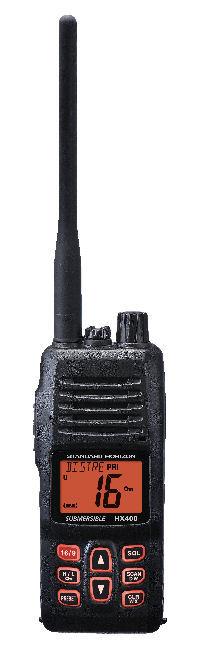 Standard HX400 5W Handheld VHF  - # HX400